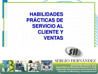 Sergio Alejandro Hern ndez Ch Consejero Gerencial