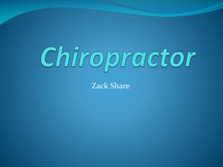 Ppt Commit To Get Fit With The Help Of Chiropractor