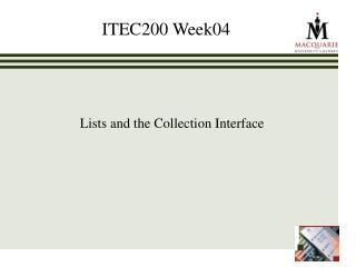 ITEC200 Week04