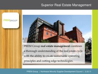 Superior Real Estate Management