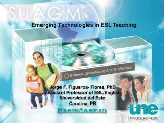 Emerging Technologies in ESL Teaching
