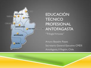 Educación Técnico Profesional Antofagasta
