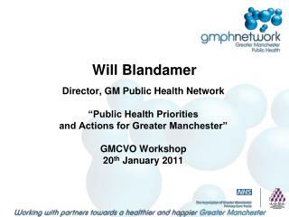 Will Blandamer