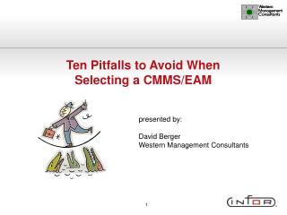 Ten Pitfalls to Avoid When Selecting a CMMS/EAM