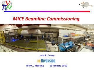 MICE Beamline Commissioning