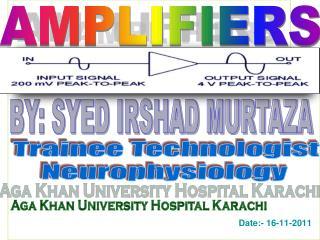 Trainee Technologist Neurophysiology