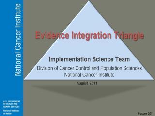 Evidence Integration Triangle