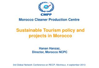 Morocco Cleaner Production Centre
