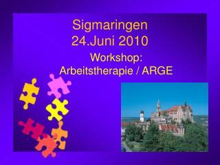 Sigmaringen 24.Juni 2010