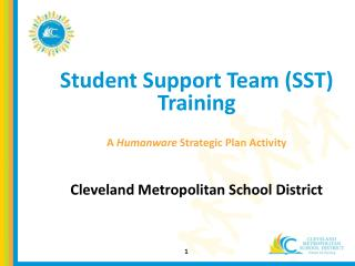 Student Support Team (SST) Training