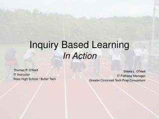Inquiry Based Learning In Action