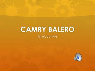CAMRY BALERO