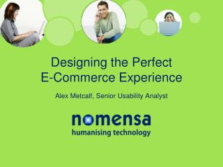 Designing the Perfect E-Commerce Experience