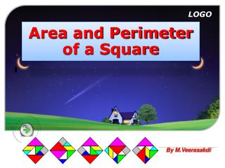 Area and Perimeter of a Square