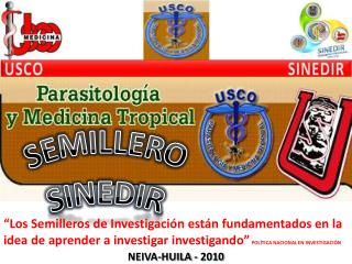 SEMILLERO SINEDIR