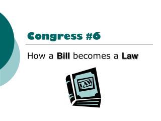 Congress #6