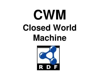 CWM Closed World Machine