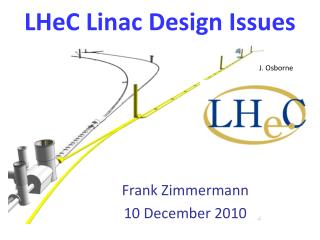 LHeC Linac Design Issues