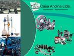 Casa Andina Ltda. Importaciones - Representaciones