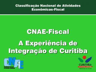 Classificação Nacional de Atividades Econômicas-Fiscal