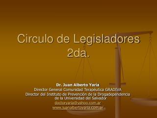 Circulo de Legisladores 2da.