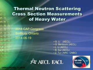 Thermal Neutron Scattering Cross Section Measurements of Heavy Water