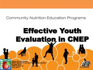Effective Youth Evaluation in CNEP