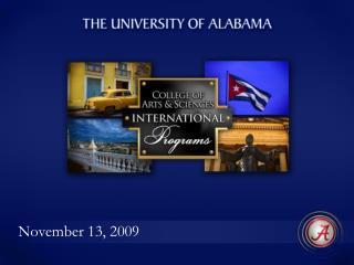 November 13, 2009