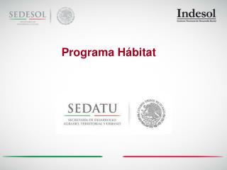 Programa H�bitat