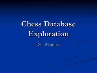 Chess Game Visualization