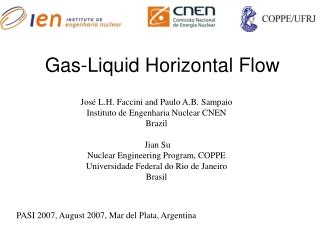 Gas-Liquid Horizontal Flow