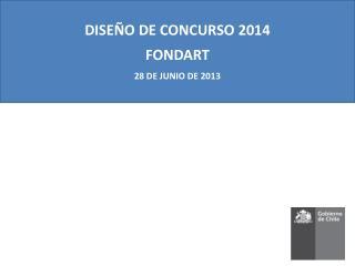 Evaluación y Análisis Proceso Fondos de Cultura 2012