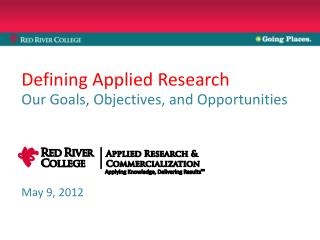 Defining Applied Research