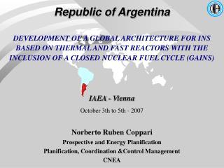 Republic of Argentina