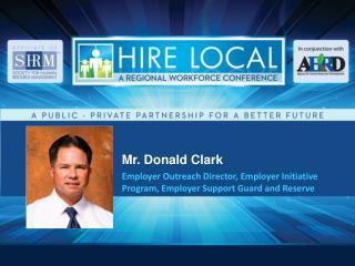 Mr. Donald Clark