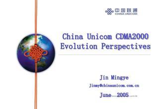 中国联通技术发展战略