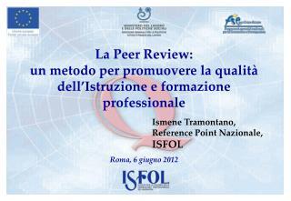 Roma, 6 giugno 2012