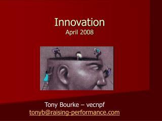 Innovation April 2008