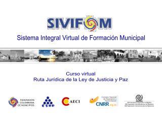 Sistema Integral Virtual de Formación Municipal