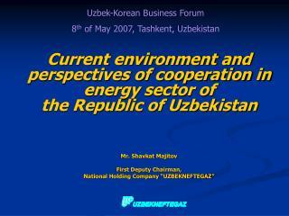 Uzbek-Korean Business Forum