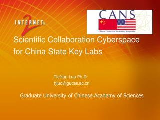 Scientific Collaboration Cyberspace  for China State Key Labs