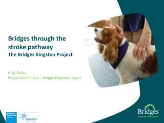 Bridges through the stroke pathway The Bridges Kingston Project