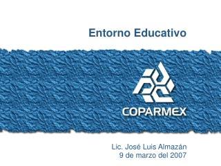Entorno Educativo