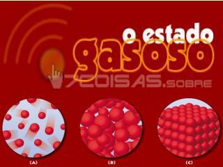 De acordo com o modelo cinético gás é...