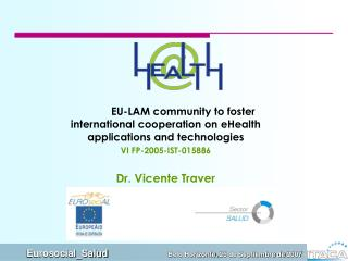 EU-LAM community to foster international cooperation on eHealth applications and technologies