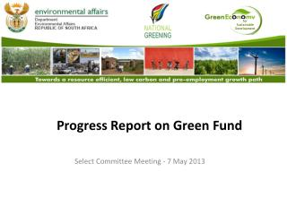 Progress Report on Green Fund