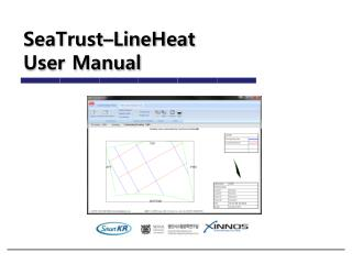 SeaTrust – LineHeat User Manual