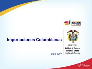 Importaciones Colombianas