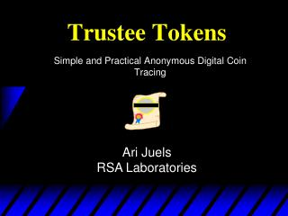 Trustee Tokens