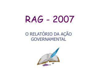 RAG - 2007